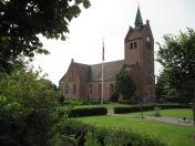 Bjerreby Church. From panoramio.com/photo/76600089.