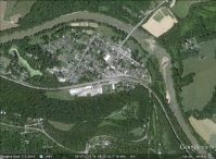 Butler, Kentucky aerial. From Google Earth.