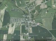 Mern, Denmark aerial. From Google Earth.