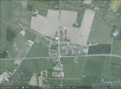 Resen, Denmark aerial. From Google Earth.