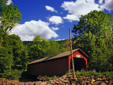 Sonestown Covered Bridge. From en.wikipedia.org/wiki/File:Davidson_Township_Covered_Bridge.jpg.